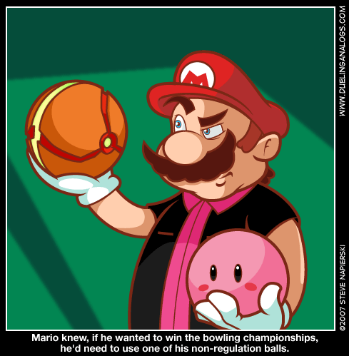 Super Mario Strike