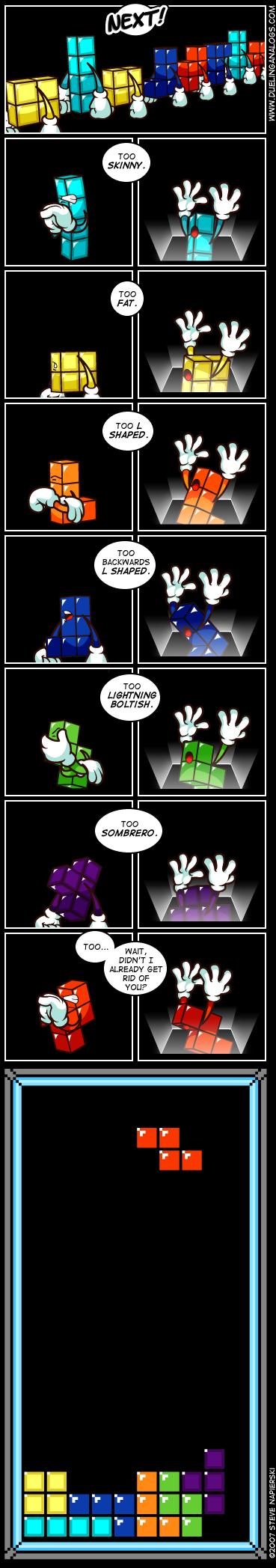 Mass Tetriside