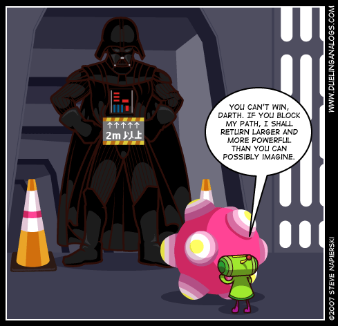 Katamari Wars: A New Hope