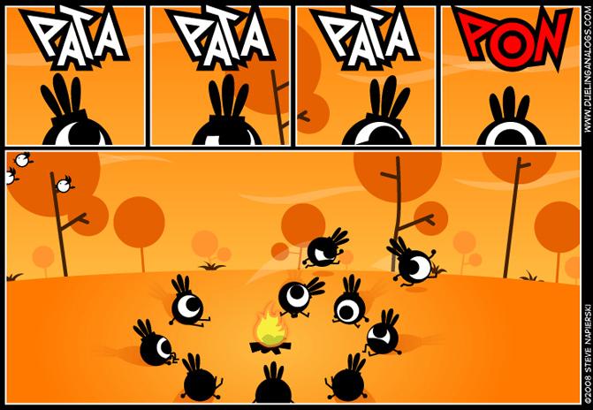Pata Pata Pata PON!!!