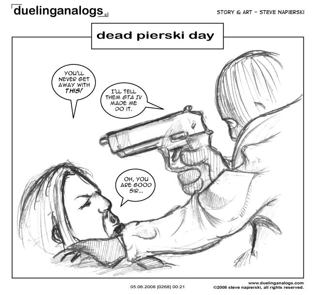 Dead Pierski Day