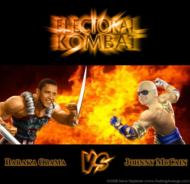 Electoral Kombat