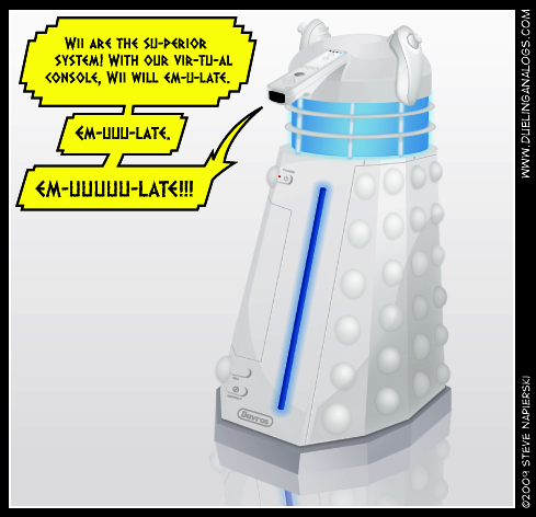 Revolution of the Daleks