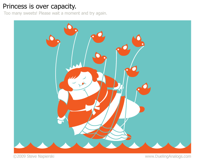 Royal Fail Whale