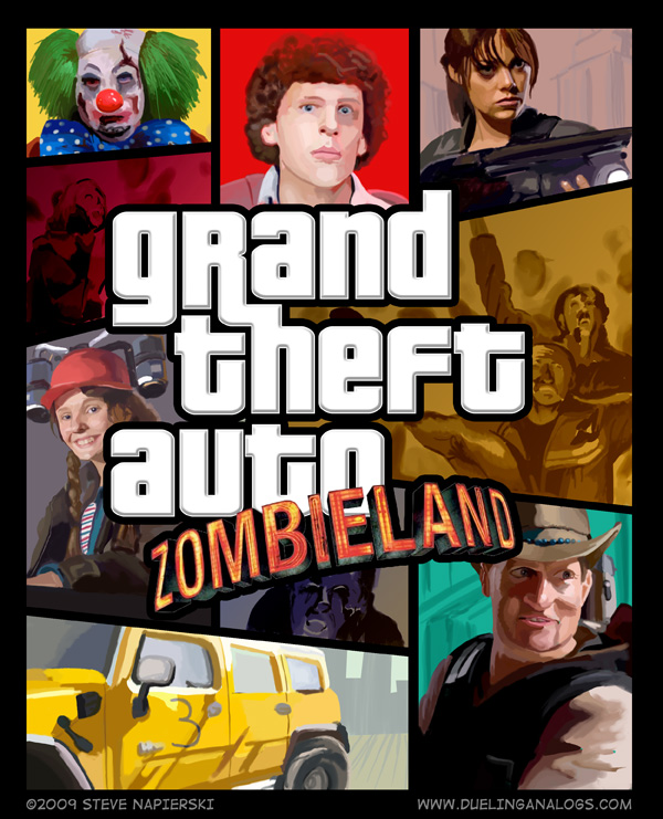 Grand Theft Auto: Zombieland