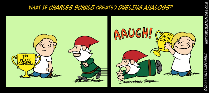 What if Charles Schulz…