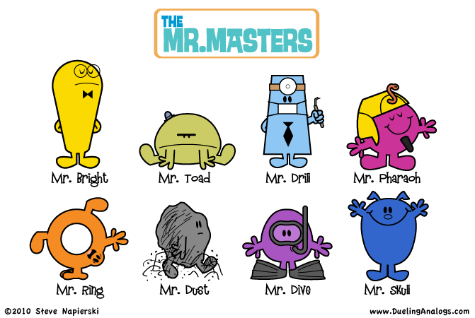 The Mr. Masters 4