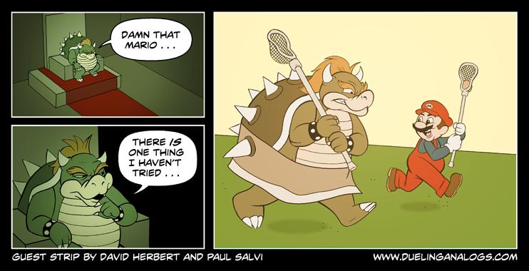 Mario Lacrosse