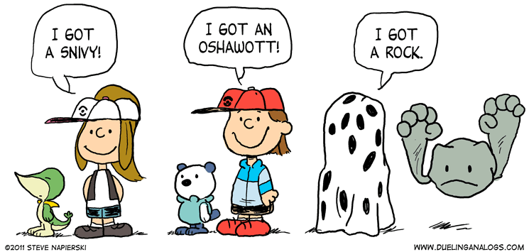 Gotta Catch 'Em All, Charlie Brown