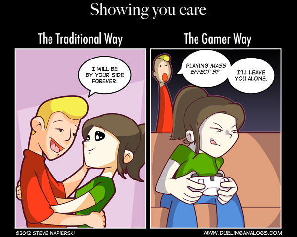 Showing You Care
