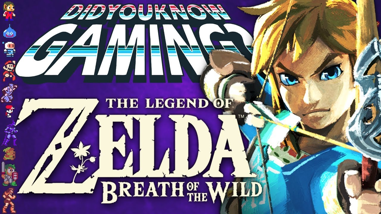 What You Didn't Know About Breath of the Wild