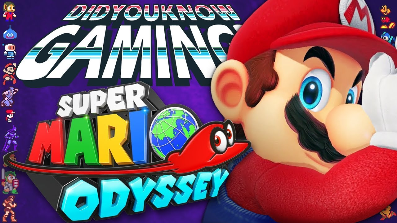 What You Didn't Know About Super Mario Odyssey