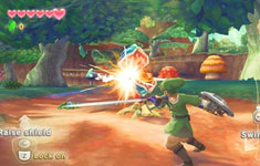 The Legend Of Zelda: Skyward Sword Trailer