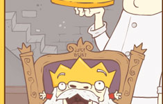 Feed the King – Fun, Free, Flash Game