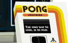 Pong Solitaire