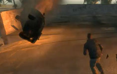 GTA IV – When Cars Attack!!
