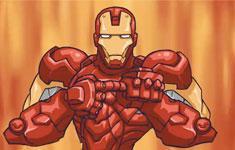 Tony Stark Pimps Marvel vs. Capcom 3
