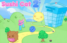 Sushi Cat 2 – Fun, Free, Flash Game