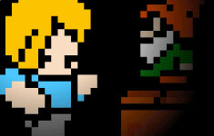 What if 8-bit Theatre…