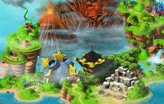 Super Mario RPG World Map
