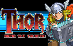 Thor: Bring the Thunder!  Fun, Free, Flash Game