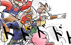 Super Smash Bros. Brawl – Yonkoma