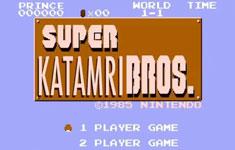 Super Katamari Bros.