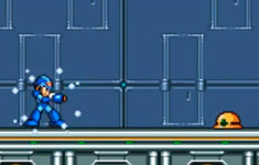 Mega Man X Too Powered Up