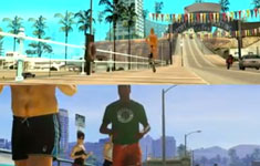 GTA V vs. San Andreas