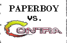 Probotector vs. Newsboy