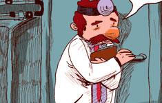 Paging Doctor Mario