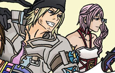 "Final Fantasy XIII-2 – ""Team Play"""