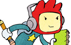 It's Scribblenauts Time!