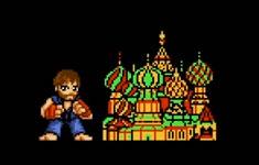 Chuck Norris' Tetris Takedown