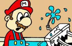 Ah-ha! Plumbers!
