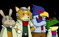 Star Fox Cliff Notes