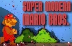 Super Modern Mario Bros.
