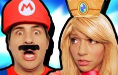 Rejected Mario Video Games