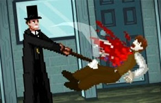 Abraham Lincoln: 16-Bit Vampire Hunter