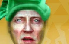 Christopher Walkenthrough the Legend of Zelda