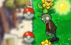 Pokémon vs. Zombies