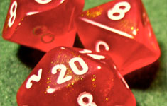 History of Dice