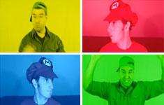 Super Mario Bros. A Cappella Style
