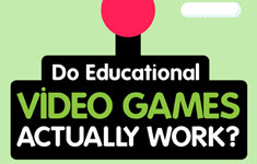 Do Educational Video Games Actually Work?
