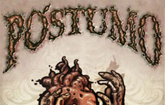 Póstumo – Playing Cards of the Dead