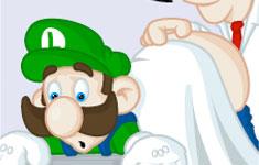 Luigi's Anal Adventure