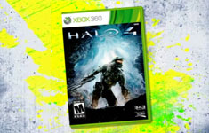 Conan OBrien Reviews Halo 4