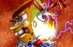 Sponge Fighter