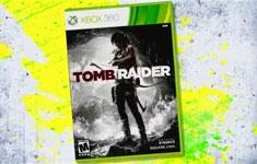 Conan O'Brien Reviews Tomb Raider