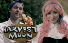 Harvest Moon &#8216;Theatrical Trailer&#8217;